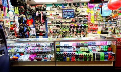 Why Buy Skates from your Local Roller Skating Center?