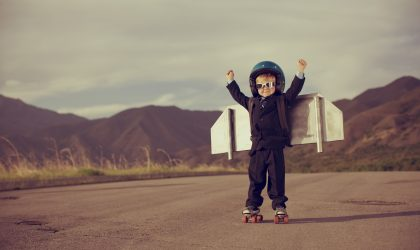 The Do's & Don'ts of Helping Your Child Roller Skate